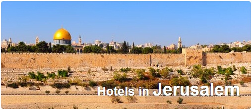 Hotels in Jerusalem