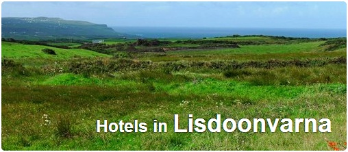 Hotels in Lisdoonvarna