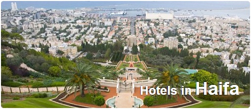 Hotels in Haifa