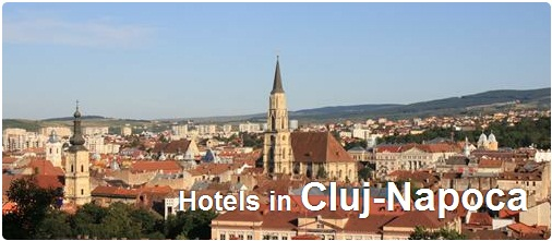 Hotels in Cluj-Napoca
