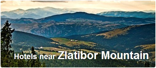 Hotels in Zlatibor Mountain