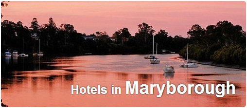 Hotels in Maryborough