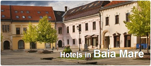Hotels in Baia Mare