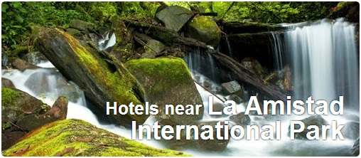 Hotels near La Amistad International Park