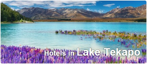Hotels in Lake Tekapo