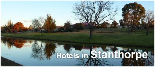 Hotels in Stanthorpe