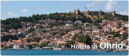 Hotels in Ohrid
