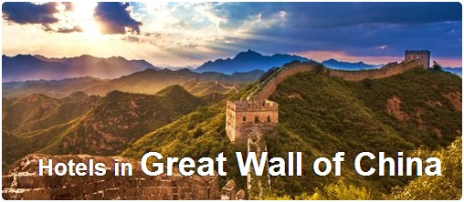 Hotels in Great Wall of China