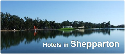 Hotels in Shepparton