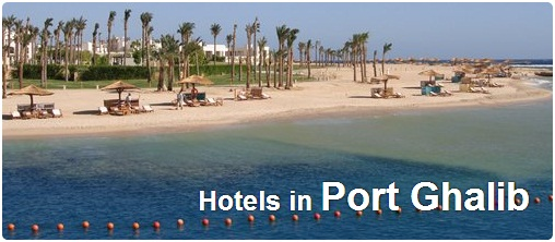 Hotels in Port Ghalib