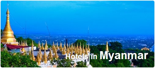 Hotels in Pathein