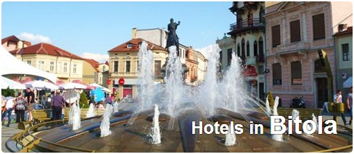 Hotels in Bitola