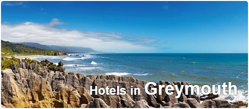 Hotels in Greymouth