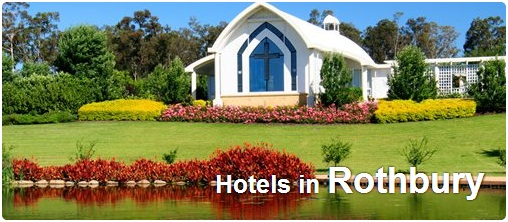 Hotels in Rothbury
