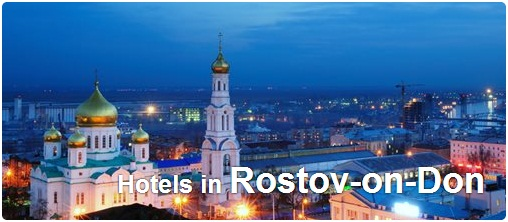 Hotels in Rostov-on-Don