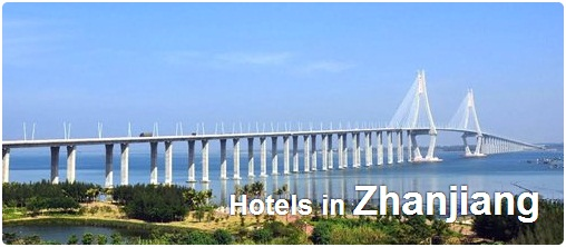 Hotels in Zhanjiang