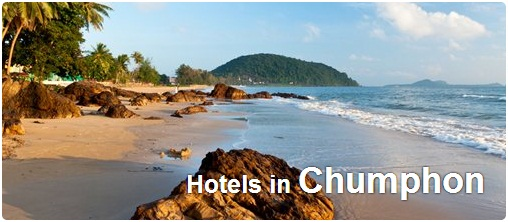 Hotels in Chumphon