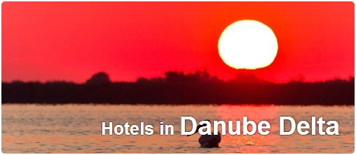 Hotels in Danube Delta