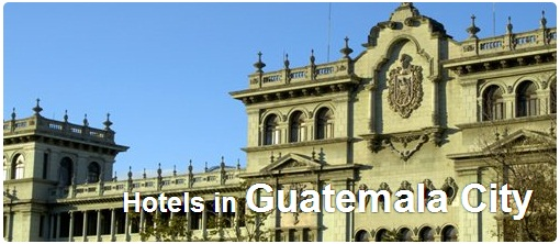 Hotels in Guatemala City