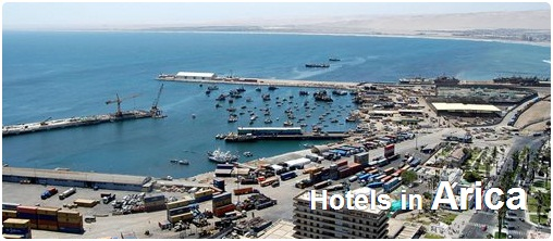 Hotels in Arica