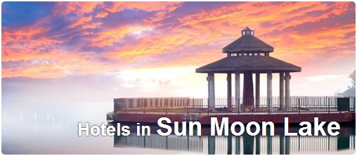 Hotels in Sun Moon Lake
