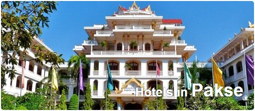 Hotels in Pakse