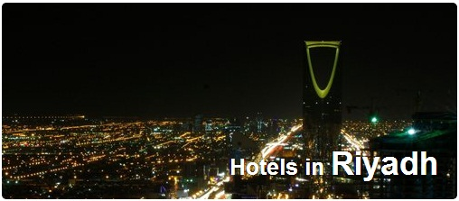 Hotels in Riyadh, Saudi Arabia