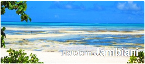 Hotels in Jambiani