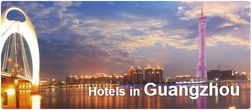 Hotels in Guangzhou