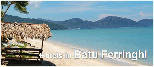 Hotels in Batu Ferringh