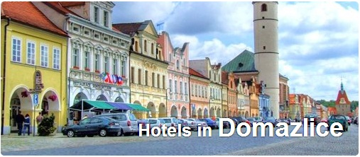 Hotels in Domazlice