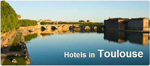 Hotels in Toulouse