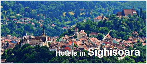 Hotels in Sighisoara