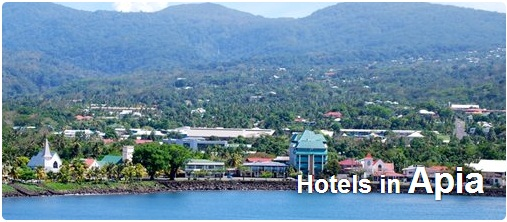 Hotels in Apia