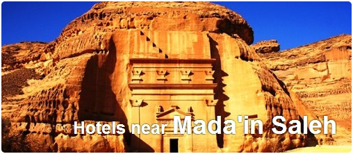Hotels in Mada'in Saleh