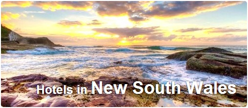 Hotels in New South Wales