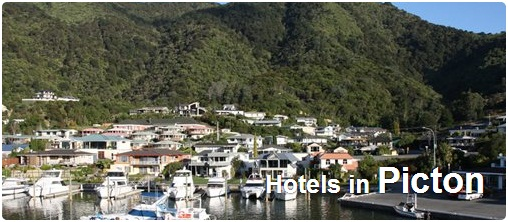 Hotels in Picton