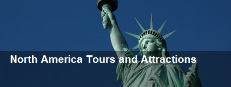 North America Tours and Attractions in the USA