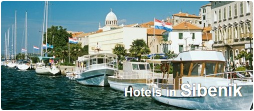 Hotels in Sibenik