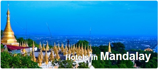 Hotels in Mandalay