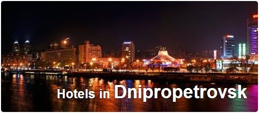 Hotels in Dnipropetrovsk