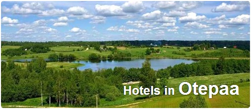 Hotels in Otepaa