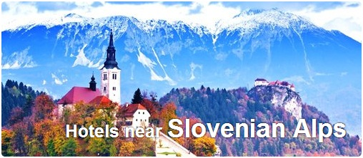 Hotels in Slovenian Alps