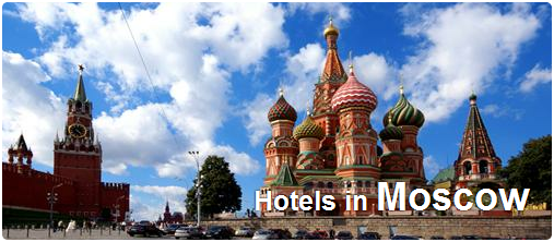 Find hotels in Moscow