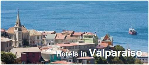 Hotels in Valparaiso