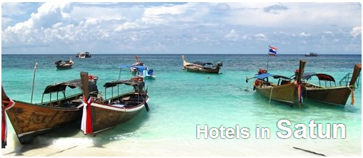 Hotels in Satun