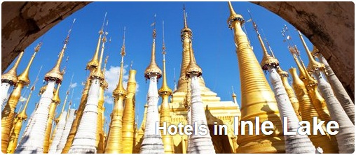 Hotels in Inle Lake