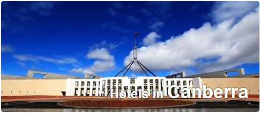 Hotels in Canberra
