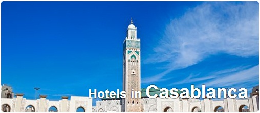 Hotels in Casablanca