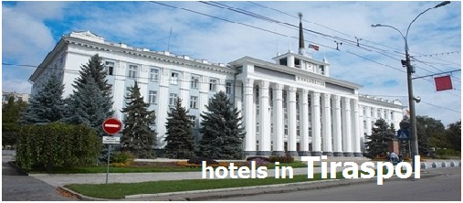 Hotels in Tiraspol